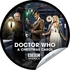 getglue stickers dr who 50th anniversary season 5 episodes   Doctor Who 50th Anniversary: A Christmas Carol
