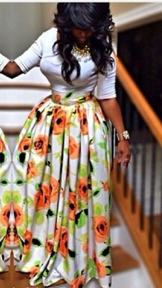 Perfect outfit for church Fashion Mode, I Love Fashion, Curvy Fashion, Modest Fashion, Passion For Fashion, Plus Size Fashion, Womens Fashion, African Attire, African Dress