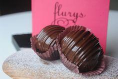 Flurys' special rum balls