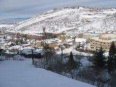 Park City Utah ski trip