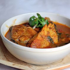 Famous Fish Curry Recipes