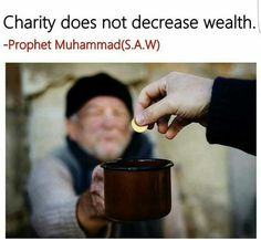 """In the Bible, tzedakah means """"righteous behavior"""" and is often paired with """"justice."""" In Jewish thought and tradition, material support for those in need is not a matter of """"charity,"""" but a requirement. Islamic Qoutes, Good Deeds, Power Of Prayer, Quran Verses, Prophet Muhammad, Islam Quran, Way Of Life, Muslim, Allah"""