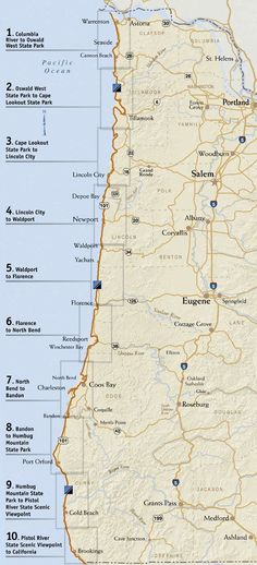 Oregon Parks and Recreation Department: State Parks Oregon Coast oregon coast camping - Camping Oregon Coast Camping, Oregon Travel, Oregon Hiking, Colorado Hiking, Thru Hiking, Camping And Hiking, Backpacking, Camping Spots, Rv Camping