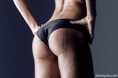 5 Easy Moves to Reshape Your Butt #summer #buttworkout #workout #skinnyms