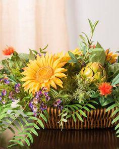 Tuscan Flower Arrang