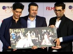 Karan Johar At Glamour & Style Award Issue Launch #bollywood #Video
