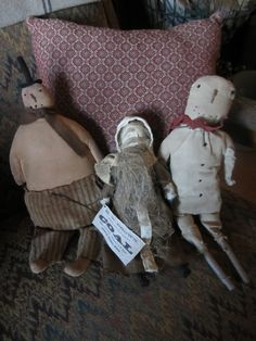 primitives by olde lady morgan