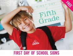 free-first-day-school