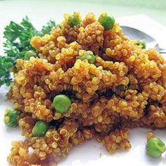 Curried Quinoa Recipe on Yummly