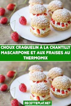 Dessert Thermomix, Cold Desserts, Cake & Co, French Food, Ramadan, Biscuits, Deserts, Food And Drink, Gluten