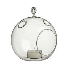 boa qualidade terrario de vidro pendurado vela votiva titular vaso (MB)