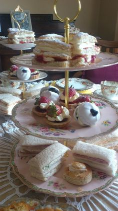 I hope that one day Ivy wants to have a tea party.  Afternoon Tea Party | Vintage Rose Catering Ltd