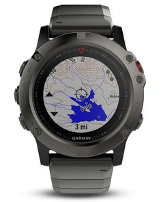 Garmin Fēnix 5 Watches Watch Releases