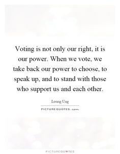Election Best Sayings Election Quotes, Vote Quotes, Dating Quotes, Quotes To Live By, Best Quotes, Funny Quotes, Vote Wisely Quotes, Unfair Quotes, Lynda Barry