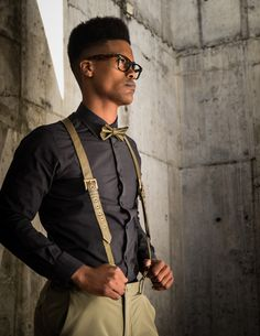 Handmade Leather Suspenders Size: adjustable to Available Options: Button-Hole, Metal Clasps or Metal Clips. Suspenders Fashion, Leather Suspenders, Style Men, My Style, Button Hole, Men's Fashion, Fashion Outfits, Suit And Tie, Casual Street Style