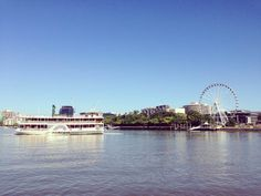 Places to visit on the East Coast of Australia: Brisbane