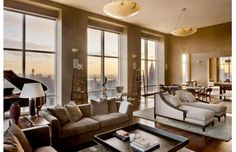 Inside Derek Jeter's $15 Million Trump Tower Penthouse