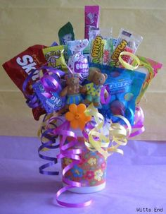candy bouquet - Google Search