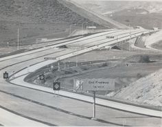Construction of the northern extension of California State Route 23 Southern California, School Places, Newbury Park, Westlake Village, Simi Valley, San Fernando Valley, California History, Ventura County