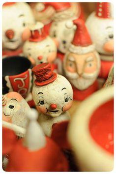Johanna Parker Christmas folk art...love!