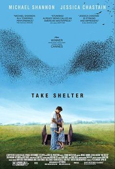 Double Feature Friday: Bug (2006) & Take Shelter (2011) - http://www.preludetotheendoftheworld.com/2012/03/double-feature-friday-bug-2006-and-take.html