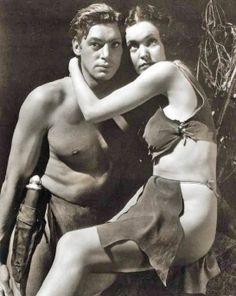 Tarzán y Jane