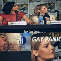I don't ship the actresses, but this is too funny not to repin. xD