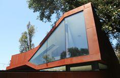 Manifold House by ANX / Aaron Neubert Architects - Design Milk