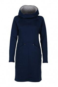 www.adatyte.com / #dress #woman #womenswear #clothes #hoodie #adatyte #blue