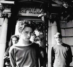 Strangelove band Patrick Duff 90s