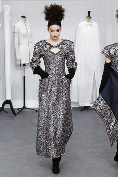 Chanel Couture Fall Winter 2016 Paris
