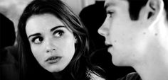 "Or just the way they look at each other all the time? | Community Post: 15 Reasons Why You Should Ship Stydia From ""Teen Wolf"""