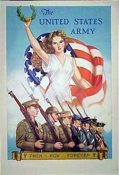 WWII poster:  www.blackenwolf.com .... Military LED Logo Lights