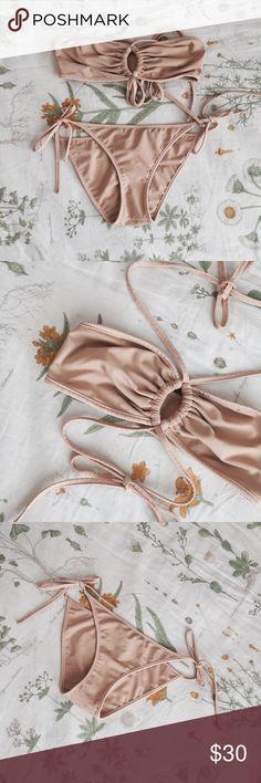 ✨2 Piece Chloe Bikini✨ •Chloe bikini from Young and Reckless •Perfect Condition ! •Same day / Next day shipping ! PacSun Swim Bikinis