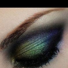 Peacock inspired!