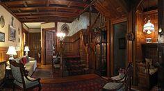 Victorian Mansion, Saratoga Springs, NY