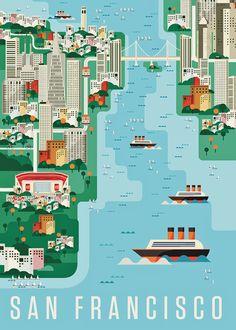San Francisco - Neil Stevens