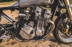 Honda CB750 – Rumblesmith   Pipeburn.com