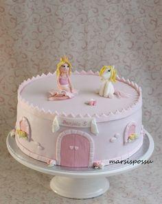 Marsispossu: Prinsessakakku
