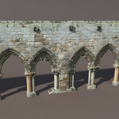 Buy Castle Ruin Pack Low poly Model by Cerebrate on A model of a low poly Castle ruins. Castle texture size: in size. 3d Fantasy, Medieval Fantasy, Reference Images, Pose Reference, Persian Warrior, Uv Mapping, Game Props, Low Poly 3d Models, Castle Ruins