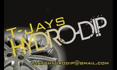 T-Jays Hydro-Dip Logo by Abi Young - Graphic Designs https://www.facebook.com/AbiYoungGD2015