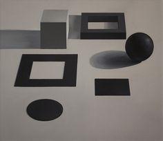 Paul Morez - Oil on canvas 60 x 70 cm, 2014