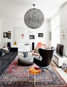 Mix of colours and textures against white