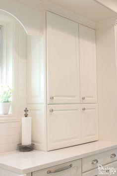 Creative Hidden Kitchen Storage Solutions
