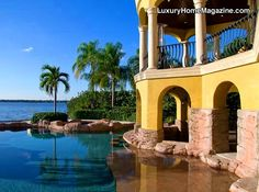 Luxury Home Magazine Tampa Bay #LuxuryHomes #Pools