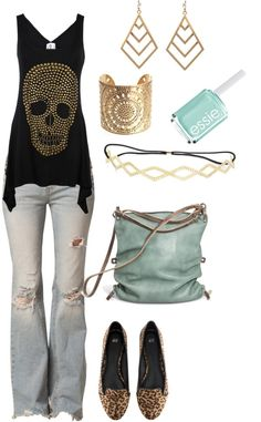 """Summer!"" by straight-arow on Polyvore"