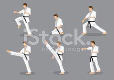 martial arts illust - Google 검색