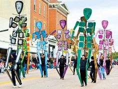 Walking tall | Worthington Daily Globe | Worthington, Minnesota