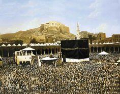 الكعبة قديما Mekka, Ramadan, Monument Valley, Allah, Islamic, Dolores Park, Nature, Photos, Photography