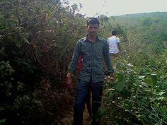 Barunei hill. Bhubaneswar